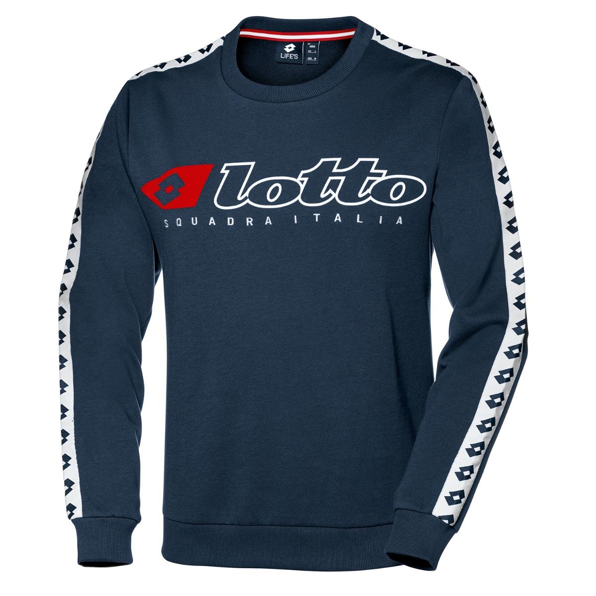 Lotto Sport Italia Abbigliamento sportivo Made in Italy